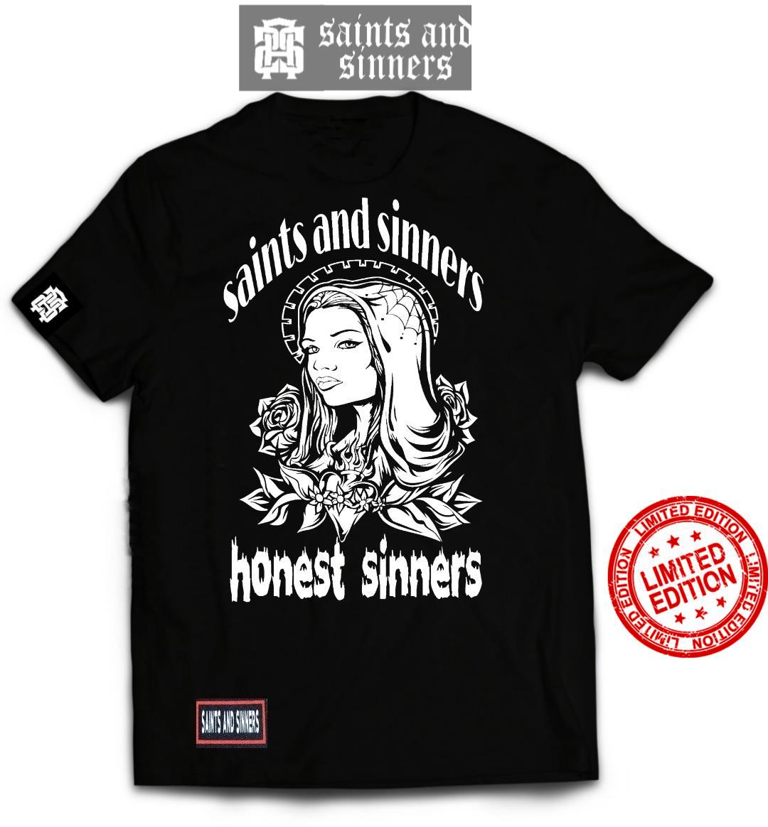 Saints And Sinners Honest Sinners Shirt